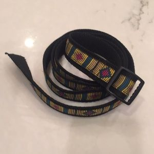 Other - Chisco canvas belt
